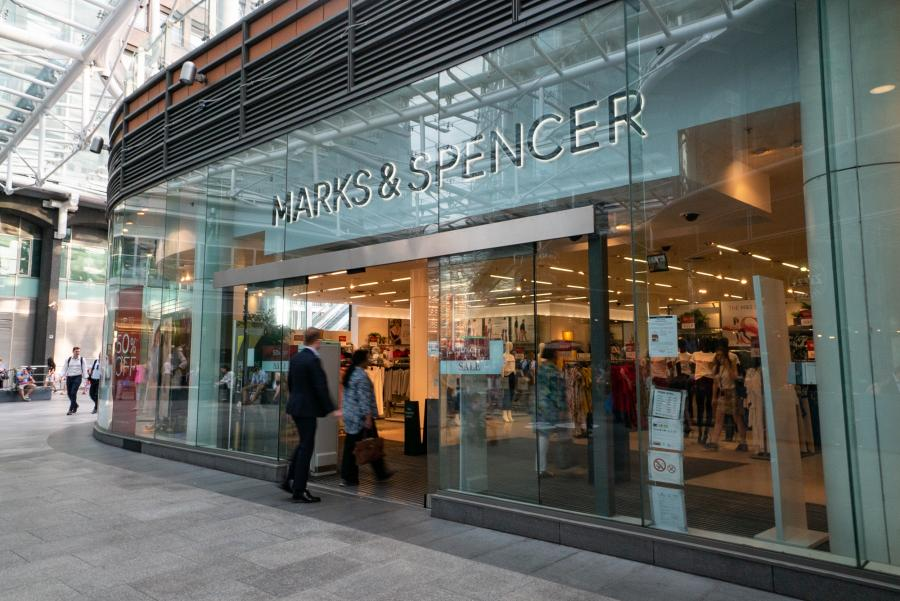 M&S at Cardinal Place Victoria