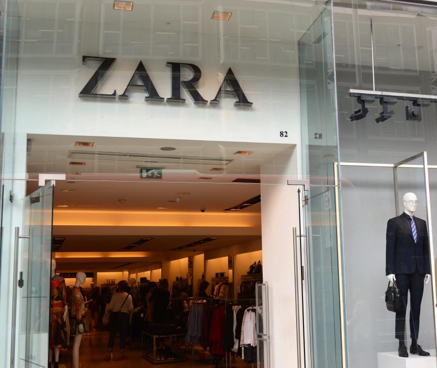 Zara at Cardinal Place Victoria